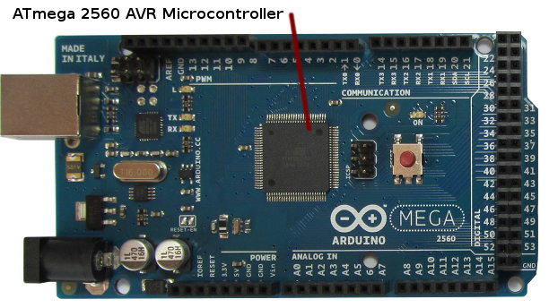 Difference between arduino and atmega avr