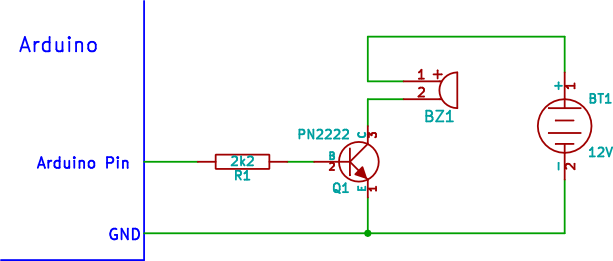 Groovy Relay Wiring Diagram With Buzzer Basic Electronics Wiring Diagram Wiring 101 Mecadwellnesstrialsorg