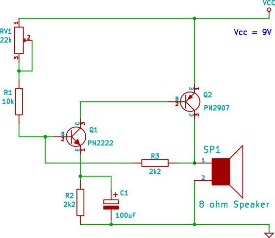 Easy & simple electronic projects