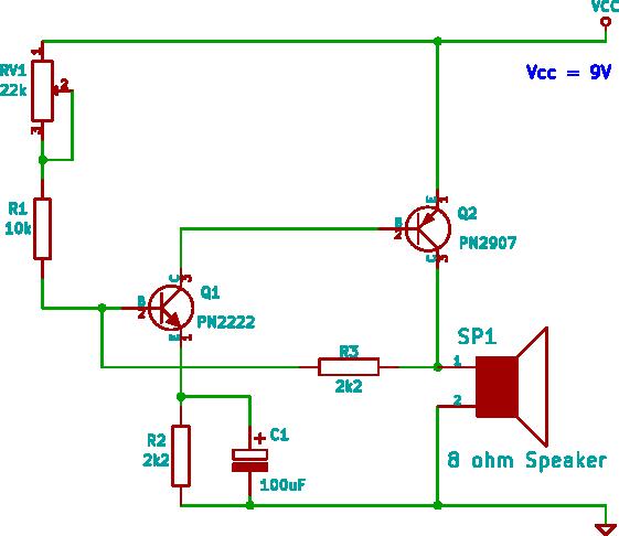 Transistor pnp diagram 28 images transistor clipping for Transistor inverseur