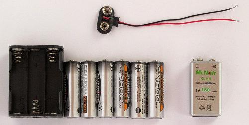 Battery Symbol In Circuit