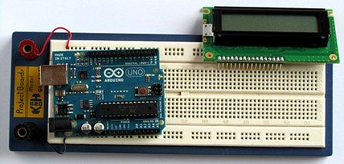 Turorial Arduino y LCD