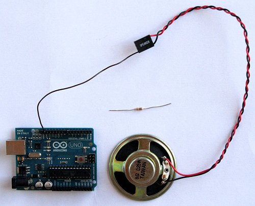 tutorial 7: arduino melody circuit for beginners  starting electronics