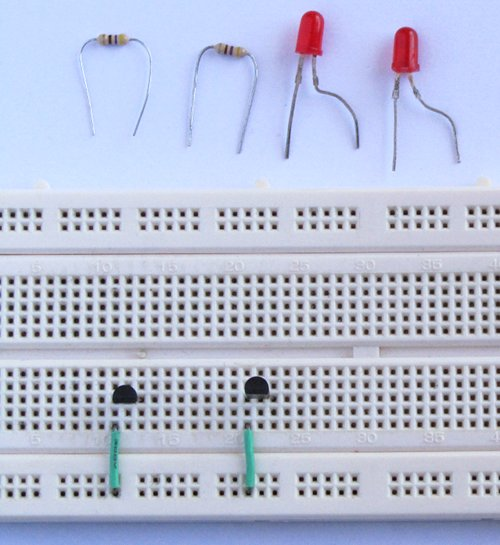 Led Circuits For Beginners
