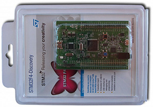 STM32F4 Discovery Review