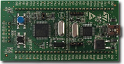 STM32 Value Line Discovery evaluation board