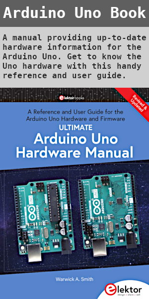 Ultimate Arduino Uno Hardware Manual