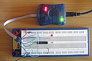 ATtiny2313 development