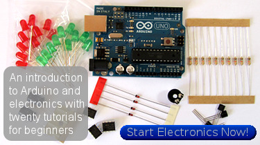 Start electronics now tutorial