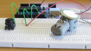 Tune replay Arduino project