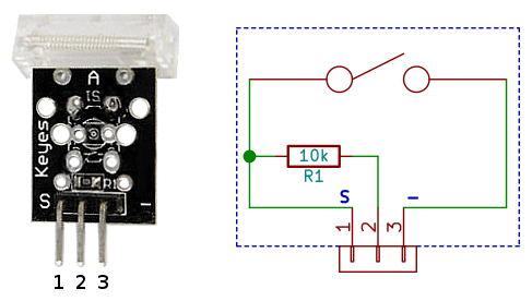 knock sensor module pinout alternate configuration