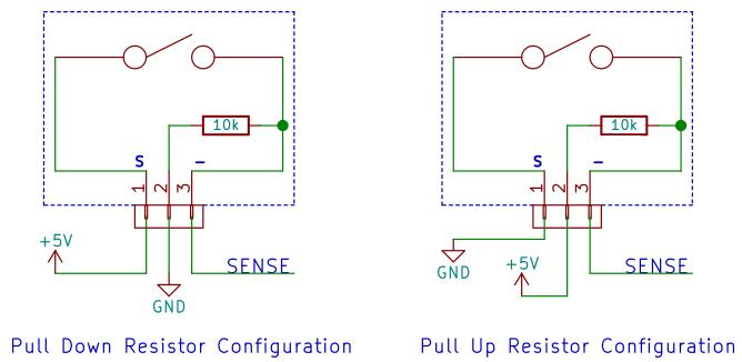 shock switch sensor module pinout rh startingelectronics org