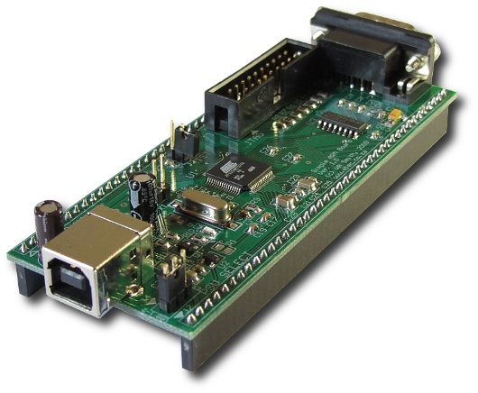 Simple ARM Board Open Source Hardware Project