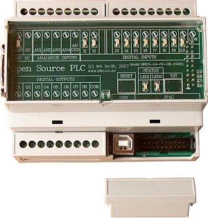Open Source PLC Small Brick