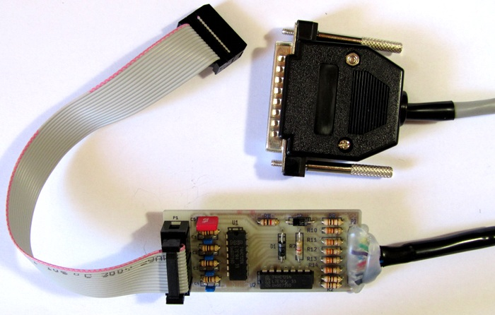 Xilinx Parallel Programmer - Build this programmer for CPLD and FPGA