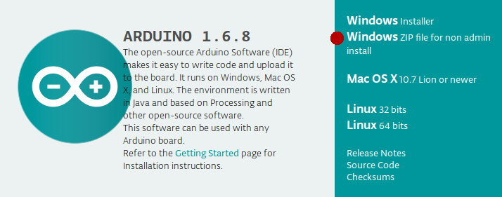 Arduino download free for windows