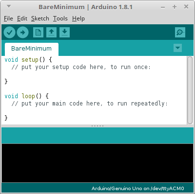Tutorial 03: Arduino IDE and Sketch Overview: Arduino ...