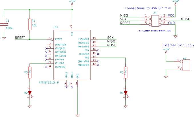 attiny2313 fast pwm using two pwm channels rh startingelectronics org Motor Control Circuit PWM Controller Schematic
