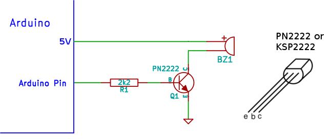 geekcreit active buzzer module arduino tutorial 3.5Mm Jack Wiring Diagram