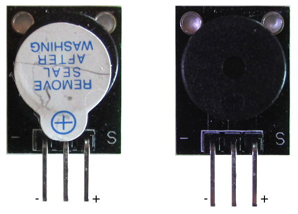 Geekcreit Active Buzzer Module Arduino Tutorial
