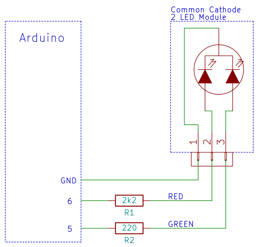 2 Color Led Wiring Blog Wiring Diagram