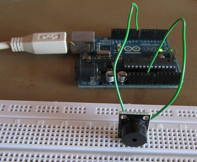 Geekcreit Passive Buzzer Module Arduino Tutorial