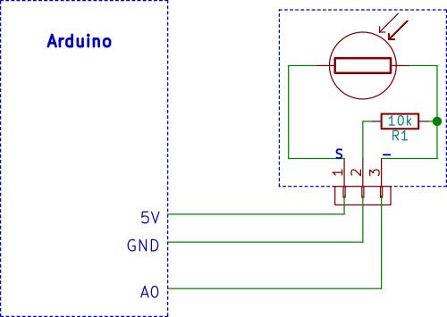 Photo Resistor Sensor Module Arduino Tutorial